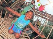 Das Leubnitzer Kinderhaus ist saniert. Woanders aber fehlt Geld: elf Millionen Euro, um genügend Kitaplätze zu erhalten und neu zu schaffen. Foto: Sven Elger/Archiv