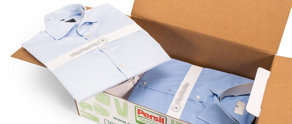 Wer keine Zeit findet seine Kleidung zur Reinigung zu bringen, für den gibt es jetzt im Internet eine Lösung. Foto: PR