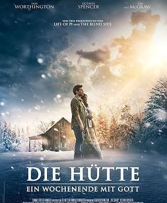 Unser Filmstart der Woche: Die Hütte - Ein Wochenende mit Gott. Foto: http://www.moviejones.de/
