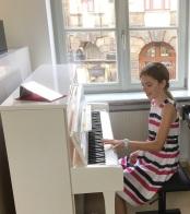 In der Musikschule Zebra finden nicht nur die Kleinsten ihren musikalischen Weg. Foto: PR