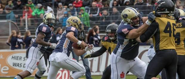 Am 08. Juli spielen die Dresden Monarchs gegen die New Yorker Lions aus Braunschweig. Foto: PR