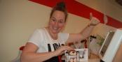 Simone L. aus Dresden schreibt einen Blog über ihre Erfahrungen mit der Hypoxi-Methode. Foto: PR