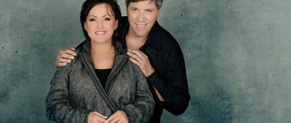 Ute Freudenberg und Christian Lais kommen auf den Konzertplatz Weißer Hirsch in Dresden. Foto: PR