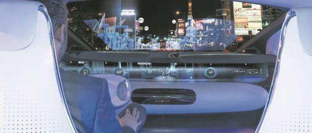 Bosch investiert in die Zukunft des Autofahrens forscht Bosch. Foto: PR Daimler AG