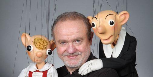 Prager Marionettentheater Martin Klasek Foto: PR