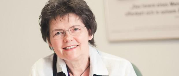 Monika Walther berät die Kunden in ihrer Praxis kompetent und zuverlässig. Foto: PR