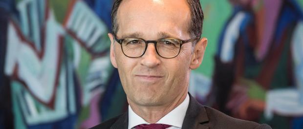 Bundesjustizminister Heiko Maas (SPD). Foto: Michael Kappeler/Archiv