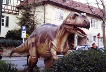 Dino-Ausstellung macht Station in Dresden